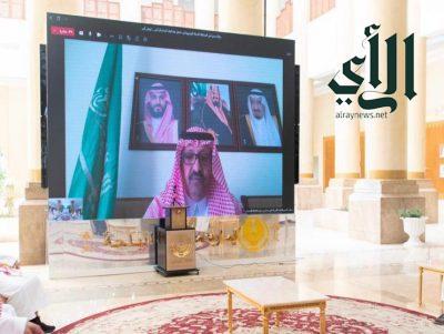 """#أمير_الباحة يعلن تغيير مسمى جائزة الحسام الى """"جائزة #الباحة للإبداع والتميز"""""""