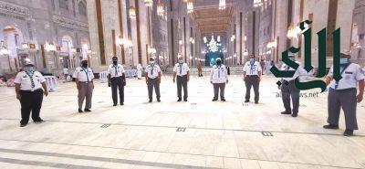 قادة كشافة #تعليم_مكة يقدمون 2700 ساعة تطوعية في خدمة ضيوف الرحمن بـ #المسجد_الحرام
