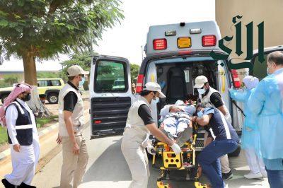 صحة بيشة: فرضية حادثة حريق بمستشفى الملك عبدالله