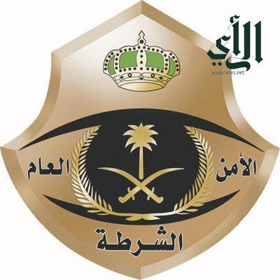 شرطة منطقة مكة المكرمة : قوة أمن المسجد الحرام تضبط شخصًا يحمل سلاحًا أبيض في الدور الأول للمسجد