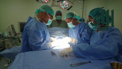 إنهاء معاناة طفلة من الآم في الصدر بمستشفى الولادة والأطفال بـ #نجران