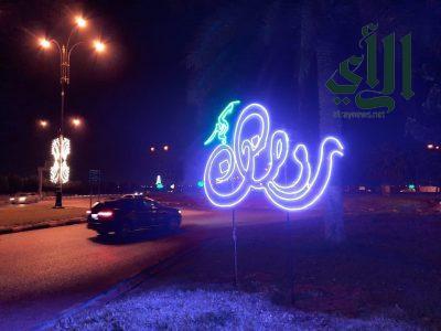 بلدية #الجبيل : تكثيف أعمال الرقابة والنظافة والصيانة وتزيين الطرق والميادين