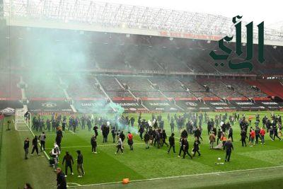 الكشف عن الموعد الجديد لمباراة #مانشستر_يونايتد و #ليفربول