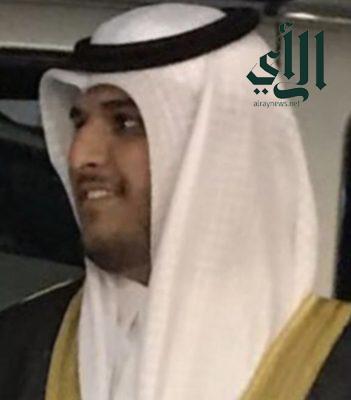 عبدالله آل جمعان يحصل على البكالوريوس في الشريعة والقانون