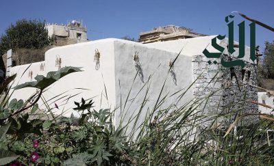 مسجد النصب التراثي بـ #أبها من المساجد التاريخية بـ #المملكة