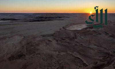 أقدم مستوطنة بشرية في الجزيرة العربية .. الشويحطية بـ #الجوف