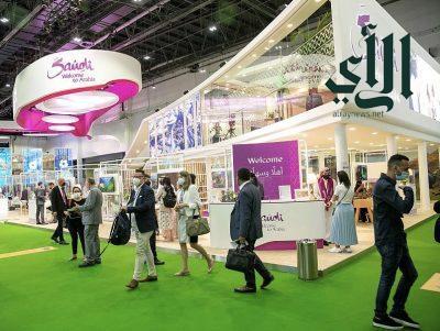 #السعودية تجذب رواد صناعة السياحة حول العالم في سوق السفر العربي
