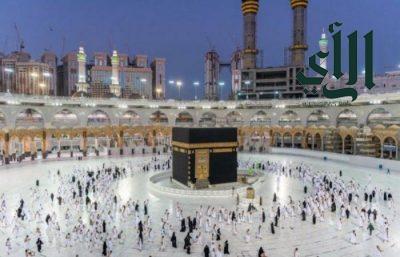 جمعية البر الخيرية بالمويه توزع 100 ألف وجبة إفطار بالمسجد الحرام طيلة رمضان