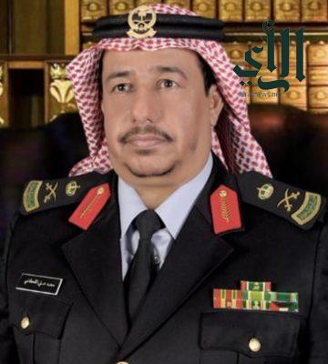 سمو وزير الحرس الوطني يمنح اللواء الفهري نوط القيادة