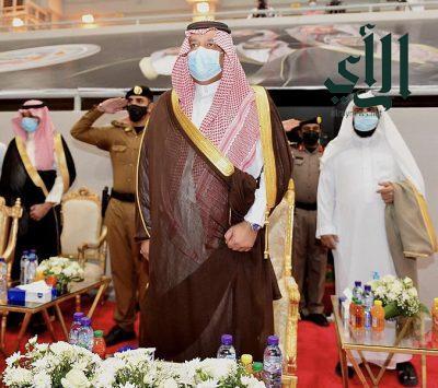 أمير حائل يرعى حفل صعود نادي الطائي لدوري الأمير محمد بن سلمان للمحترفين