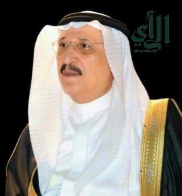 #الأمير_محمد_بن_ناصر يعزي بوفاة رجل الأعمال حيان المالكي
