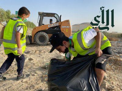 بلدية #القطيف : انطلاق مبادرة ( صفوى أجمل )