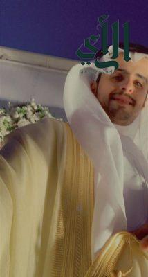 الاستاذ/  هيف ال موسى  يحتفل بزواجه