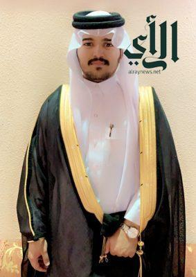 علي آل ناجع يحتفل بزواجه