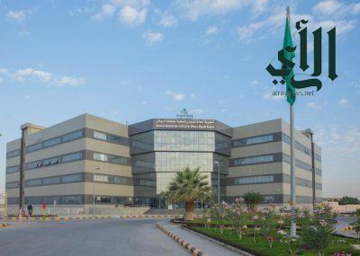 تدشين عيادة عيون نموذجية في مستشفى ثادق العام