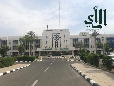مستشفى الملك عبد العزيز بجدة ينجح في استئصال ورم من المبيض لمريضة
