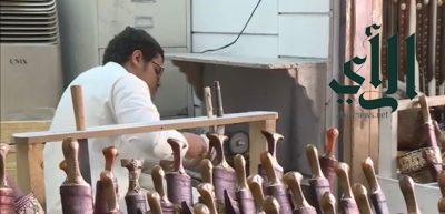 سوق الجنابي بنجران نبض العراقة والأصالة