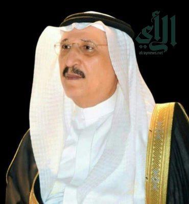 الأمير محمد بن ناصر يرفع الشكر للقيادة بمناسبة إعلان إطلاق مكتب إستراتيجي لتطوير منطقة جازان