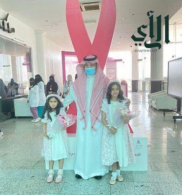 #صحة_نجران تدشّن المعرض التوعوي المصاحب للحملة الوطنية للكشف المبكر عن #سرطان_الثدي