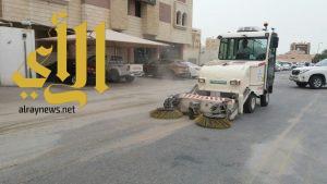 بلدية الخبر ترفع 338,500 م3 من المخلفات المنزلية و 31 سيارة سكراب