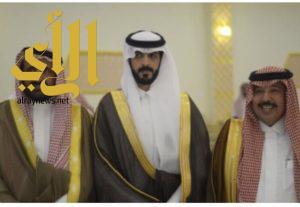 آل دشان يحتلفون بزواج ابنهم حـسين