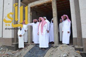 مدير هيئة نجران : يتابع إنجاز المشاريع المنفذة لمقار الهيئات بالمنطقة