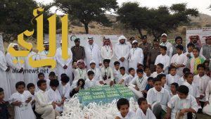 آل محضي يدشن حملة النظافة ثقافة بمحافظة تنومة