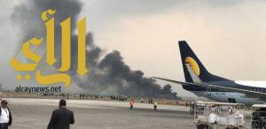 تحطم طائرة ركاب من بنجلاديش أثناء هبوطها في مطار بنيبال
