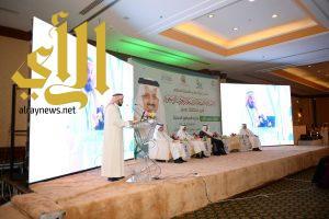 وكيل إمارة عسير يفتتح مؤتمر عسير الأول لإدارة المرافق الصحية