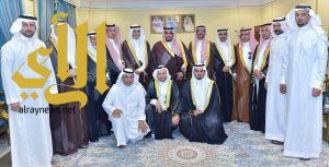 نائب أمير نجران يستقبل رئيس وأعضاء المجلس البلدي بالمنطقة