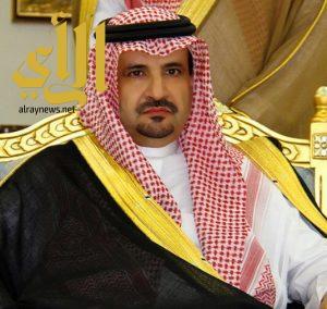 أمير الجوف يهنئ ولي العهد بنجاح موسم الحج 1438هـ