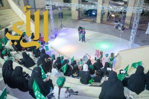المركز الثقافي ببريدة يحتضن احتفالات اليوم الوطني السابع والثمانون