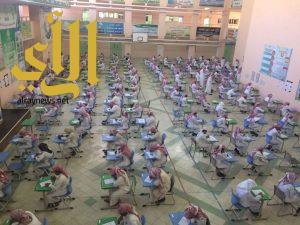 مدارس تعليم وادي الدواسر تنهي الأسبوع الأول من الاختبارات بنجاح