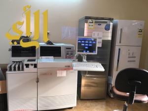 تشغيل المختبر المرجعي لمراكز الرعاية الصحية بمحافظة محايل