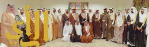 أمير منطقة نجران يستقبل رئيس وأعضاء لجنة إصلاح ذات البين بالمنطقة