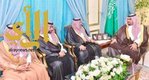 نائب أمير منطقة نجران يستعرض مشاريع شركة الاتصالات السعودية