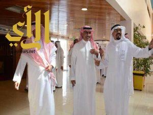 """""""الغفيص""""يزور الجمعية الخيرية الصالحية بعنيزة"""