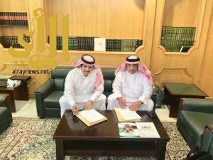 توقيع اتفاقية شراكة مجتمعية بين مكتب وفاء بالرياض ومدارس دار النهل