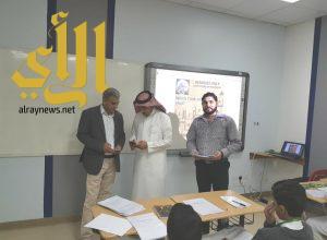 طلاب تعليم الرياض يحققون مراكز متقدمة بمسابقة (موهوب ٢٠١٧)