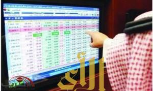 الأسهم تسجل تراجعاً وتغلق عند 6586 نقطة