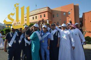 173مبادرة لصحة عسير في اليوم العالمي للتطوع