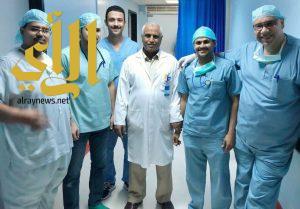إنقاذ مريض بعد تعرضه لطلق ناري بمستشفى صامطة العام