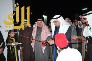 """أمين الشرقية يفتتح أول مهرجان عربي ثقافي في الشرقية """"ليالي شرقية"""" بمشاركة 8 دول عربية"""