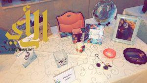 حفل اختتام دورة فن الديكوباج بمركز الأميرة نورة في عنيزة