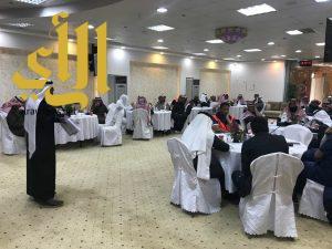 الهلال الأحمر بالقصيم يعقد اجتماعاً مع مدراء الإدارات والمراكز الإسعافية بالمنطقة
