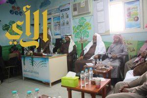 بحضور مشرف الإدارة تكريم طلاب مجمع مصدة التعليمي بالمجمعة