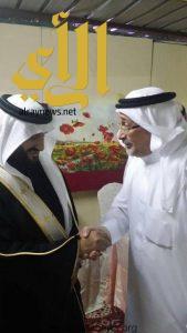 مساعد وكيل الشئون التنموية بأمارة مكة المكرمة يفتتح فعالية حفل المذاق بالحارة المكية