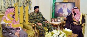 أمير نجران يبحث تشكيل الفوج الأمني بالمنطقة
