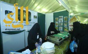 185 أسرة منتجة في مهرجان الزيتون بالجوف