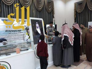 قيادة حرس الحدود تشارك بفعاليات مهرجان الزيتون بمنطقة الجوف